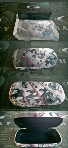 21c370b3ab0e4 Eyewear Accessories 179241  Oakley Las Vegas Hard Case (Romeo 2 Juliet Mars  Penny X Metal Xx Medusa Ott Bob) -  BUY IT NOW ONLY   55.95 on eBay!