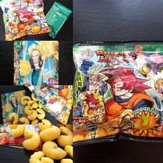 DRAGON BALL HEROES SNACK  Super adictivos snacks con sabor a queso!  Traen una tarjeta de regalo con motivos de Dragon Ball el anime mas famoso del mundo.  En la caja de Septiembre! que hoy se termina... www.boxfromjapan.com  Super addictive cheese flavored snacks!  Come with a gift card with motifs of Dragon Ball the world's most famous anime.  September Box! that ends today... #dragonballheroessnack #snack #dragonball #boxfromjapan #golosinasjapon #japanesecandy