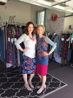LuLaRoe Randy with Cassie. Cute spring outfit