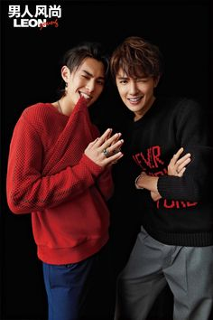 Dylan Wang and Darren Chen❤😍 Meteor Garden Cast, Meteor Garden 2018, Handsome Korean Actors, Handsome Boys, Asian Boys, Asian Men, F4 Boys Over Flowers, K Drama, Chinese Boy