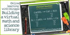 #EXCELLENT #resources for teaching your children #chemistry at home via @Gerry Keyes  #homeschoollinkup #homeschool