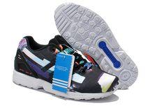 062bac0dc916a Adidas ZX Flux Photo Pack City Scape Multicolor Prism