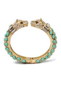Amrita Singh Cougar Cuff Bracelet