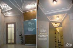 Проект: интерьер, квартира, дом, современный, модернизм, потолок, 20 - 30 м2 #interiordesign #apartment #house #modern #ceiling #20_30m2 arXip.com