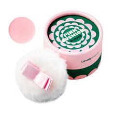 THE FACE SHOP Lovely Mix Pastel Cushion Blusher The face shop Blusher and cheek Online Shopping Sale Koreadepart