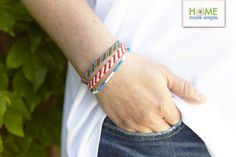 Knotting friendship bracelets is a classic craft that's fun for all ages. It only takes a few basic supplies to add pizazz to wardrobes or make perfect gifts for friends.