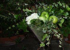 green apple flower