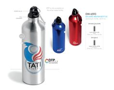 Solano Water Bottle - Corporate Gifts - Drinkware on http://www.ignitionmarketing.co.za/corporate-gifts
