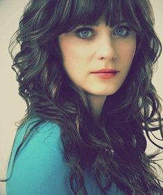 Zooey Deschanel - Love her!