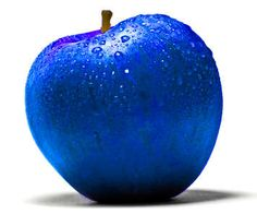 Silly game: Repin the blue apple if you're part of the Percy Jackson fandom.