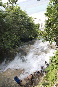 Dunn's River Falls Tour #jamaica