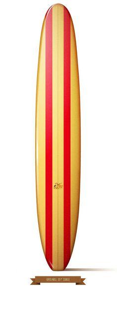 Classics Longboards by txema mora, via Behance
