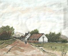 british watercolor painting