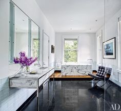 37 Bathroom Design Ideas to Inspire Your Next Renovation Photos | Architectural Digest