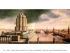 IVAN LEONIDOV | Emmanuelle et Laurent Beaudouin  - Architectes