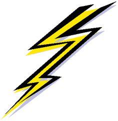 lightinging strike lightning bolt clip art vector clip art rh pinterest com