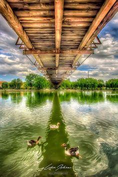 500px'te ufuk isleker tarafından Wooden bridge ... fotoğrafı
