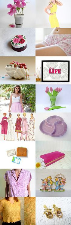 Recipe for a good life and color by roy air on Etsy--Pinned with TreasuryPin.com