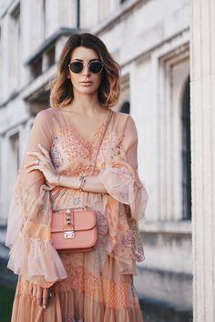 Boho Look| das perfekte Sommer Kleid im Boho Chic