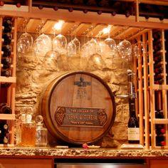 Future bar in my future dream home basement  #KBHome