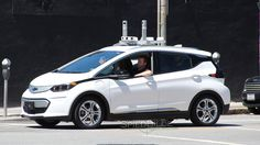 GM is already testing self-driving Chevy Bolts - https://www.aivanet.com/2016/05/