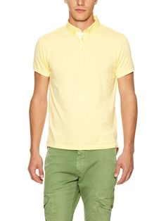 Solid Polo by Ben Sherman Plectrum at Gilt