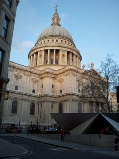 St. Paul's in London.  My husband's uncle is registered in the book containing names of those who died protecting England during WWII.   It was a very moving moment for us.