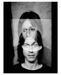 Iggy Pop, Double Vision 1972 | © Mick Rock