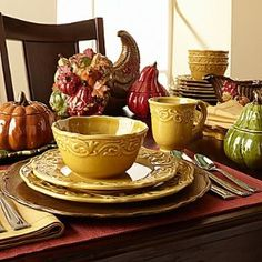 Harvest Dinnerware --Chris Madden for JCP Corvella | Chris Madden ...