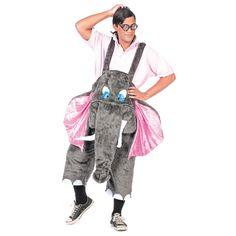 SALE Herren-Kostüm Latzhose Elefant, Gr. 54 - Junggesellenabschied Kostüme nach Themen Kostüme & Verkleiden Produkte - Party-Discount.de