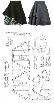 Ideas Knit Skirt Diy Dress Patterns For 2019 Brumby Skirt Ruched Skirt With . - Ideas Knit Skirt Diy Dress Patterns For 2019 Brumby Skirt Ruched Skirt With Deep Pockets. Fashion Sewing, Diy Fashion, Ideias Fashion, Ankara Fashion, Fashion Dresses, Midi Dresses, Skirt Fashion, Dress Sewing Patterns, Clothing Patterns