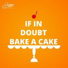 Friday fun = Bake a CAKE www.countryoven.com