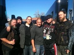 sons of anarchy cast meeting fans | SOA Cast - sons-of-anarchy Photo