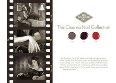 The Cinema Collection Bio Sculpture Gel, Nail Technician, Evo, Nail Care, Overlays, Cinema, How To Apply, Collections, Movies
