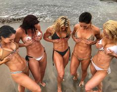 Buffyshot — Beach Abs