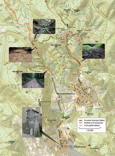 pilis Hungary, Maps, Places To Visit, Blue Prints, Map, Cards