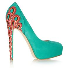 Head Over Heels - these shoes are just fabulous!