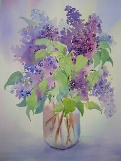 Gail Bannock | Original Watercolor Paintings