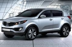 KIA SPORTAGE 2014 — Brief review of one of the best and cheapest new SUVs available in the US market.