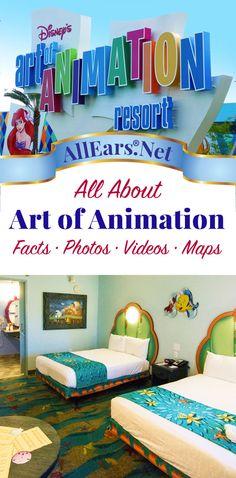 All About Disney's Art of Animation Resort | Walt Disney World | AllEars.net