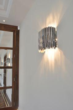 Tom Kirk Lighting.com - Facet Wall Light | Contemporary Lighting Products