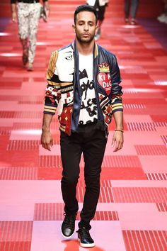 162209a8bd8 Dolce   Gabbana Spring-Summer 2018 - Milan Fashion Week