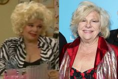 20 Years Later—The Celebrity Cast Of Sitcom Hit The Nanny, Where Are They Now? Renee Taylor
