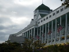 This was taken the day Sean and I met on Mackinac Island in 2010. Love happens in #puremichigan