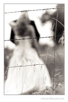 Vintage Wedding - add the rings on a barb and this picture is perfect!