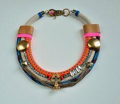 kikinyc statement necklace