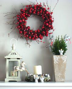 25 sposobów na świąteczne dekoracje - Deccoria.pl