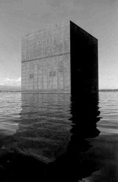Jean Nouvel, Monolith   Expo 2002 Switzerland