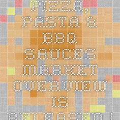 India Pizza, Pasta & BBQ Sauces Market Overview Is Released   iData Insights