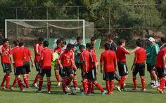 Entrenamiento de la Selección Sub17 en Puebla #soccer #sports #futbol #Mexico #SeleccionMexicana